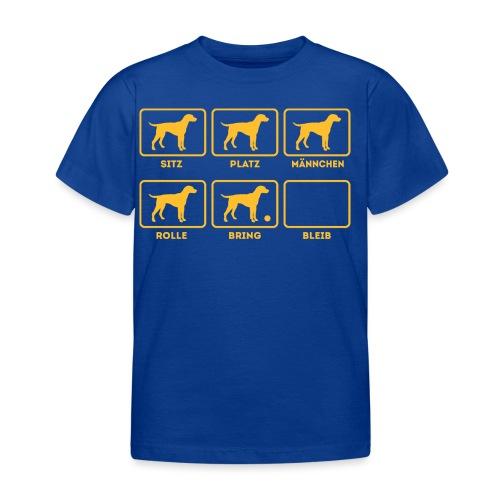 Für alle Hundebesitzer mit Humor - Kinder T-Shirt