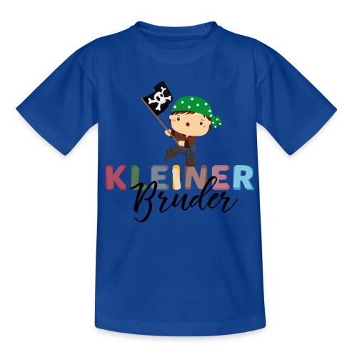 Kleiner Bruder Piraten - Kinder T-Shirt