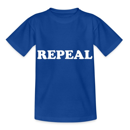 Repeal tshirt - Kids' T-Shirt