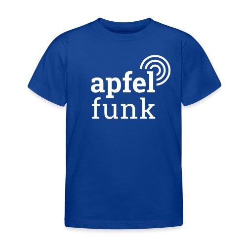 Apfelfunk Dark Edition - Kinder T-Shirt