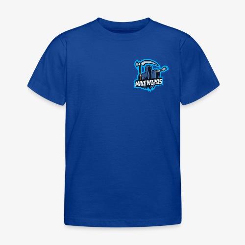 MikeW1295 Grim Logo - Kids' T-Shirt