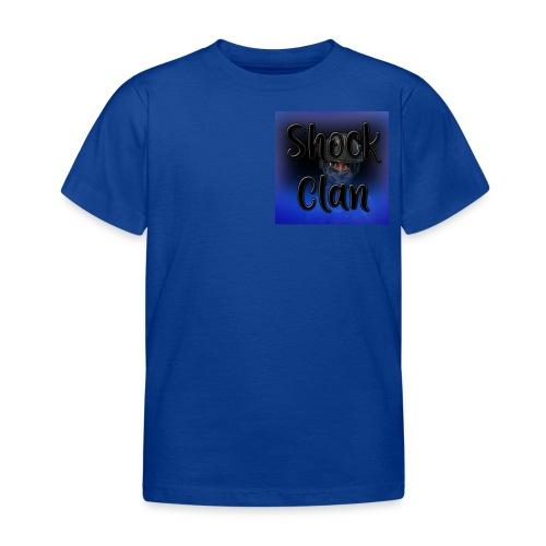 ShoCK Clan Logo Neu - Kinder T-Shirt