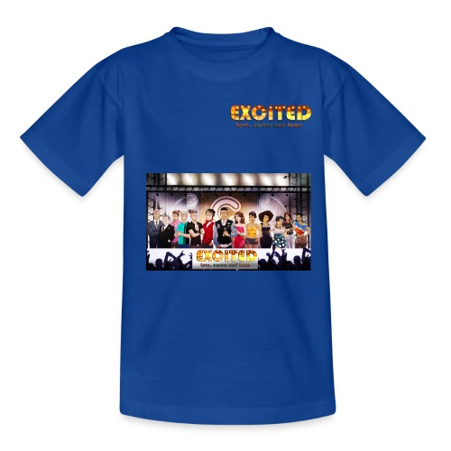 EXCITED LOGO - Kids' T-Shirt