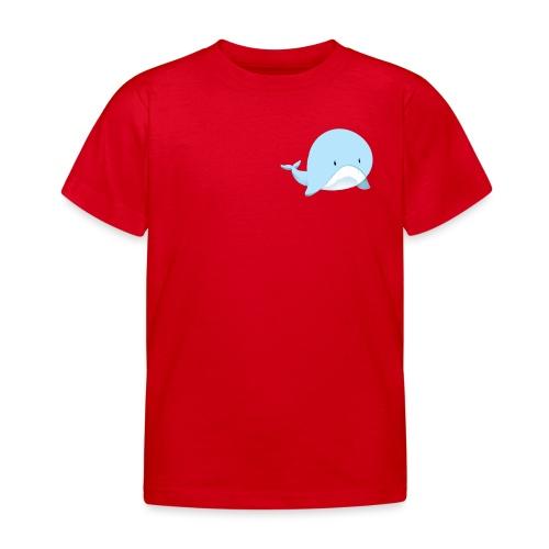 Whale - Maglietta per bambini