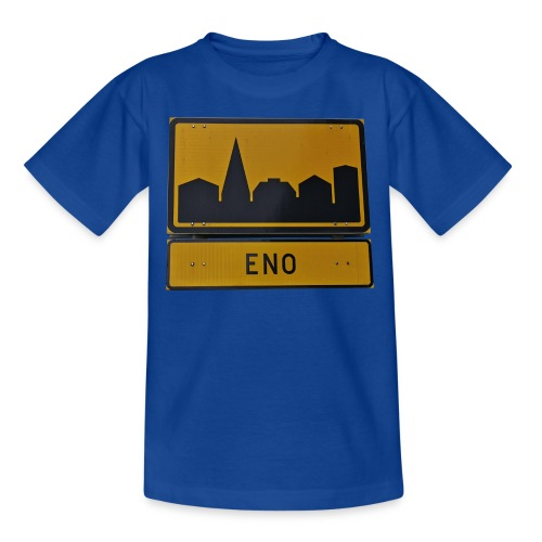 The Eno - Lasten t-paita