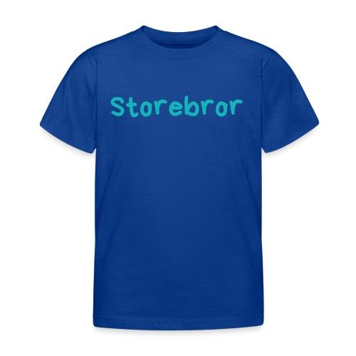 Storebror - T-skjorte for barn