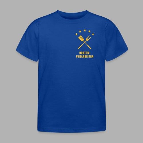 Braten-Verarbeiter - Kinder T-Shirt