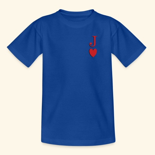 Valet de trèfle - Jack of Heart - Reveal - T-shirt Enfant