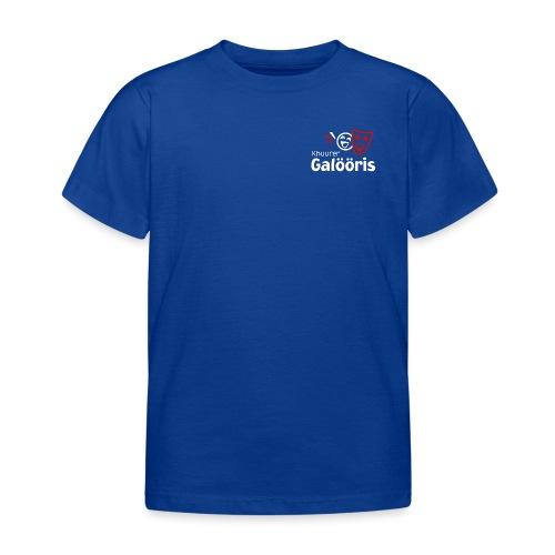 Khuurer Galööris weiss - Kinder T-Shirt