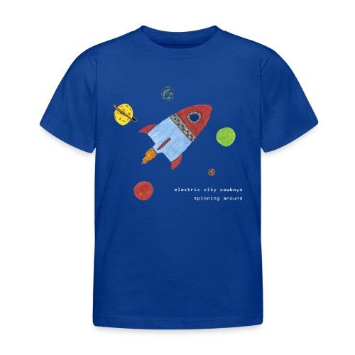 spaceship - T-shirt barn