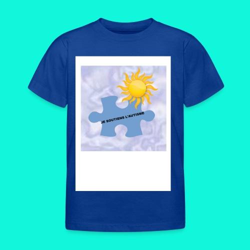 AUTISTE2 - T-shirt Enfant