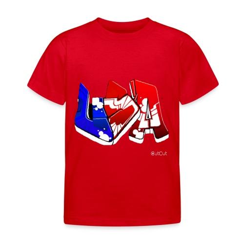 USA - T-shirt Enfant
