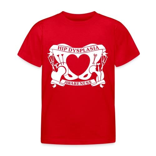 Hip Dysplasia Awareness - Kids' T-Shirt