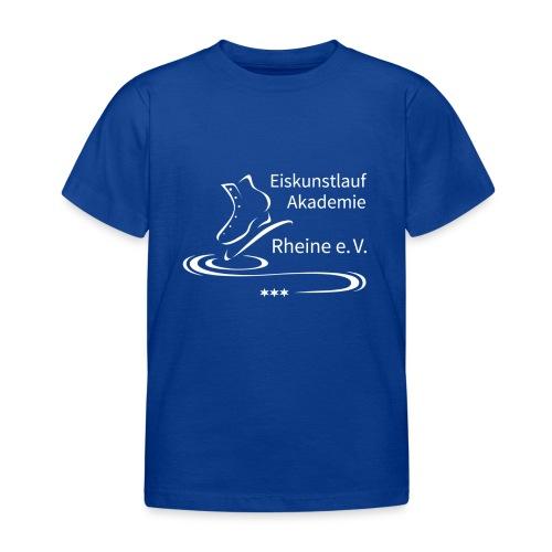 EARheine Logo weiss - Kinder T-Shirt