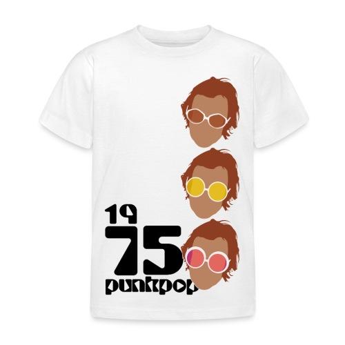 Elton PunkPop 1975 - Maglietta per bambini