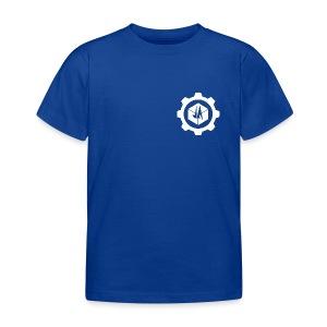 Jebus Adventures Cog White - Kids' T-Shirt