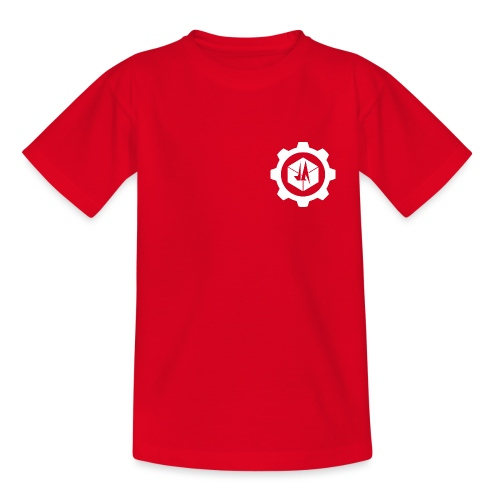 Jebus Adventures Cog White - Kids' T-Shirt