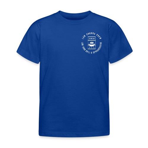 LowCarBBQ ichfindgeilwasichtue - Kinder T-Shirt
