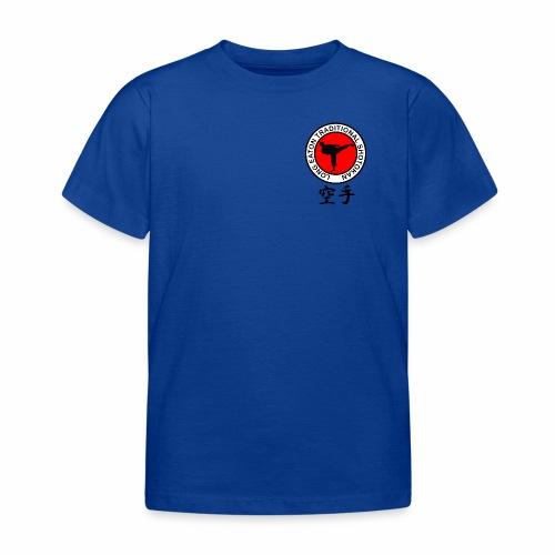 long eaton traditional shotokan - Kids' T-Shirt