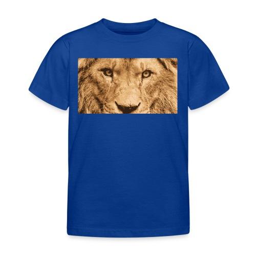 Lion, Löwe, König - Kinder T-Shirt