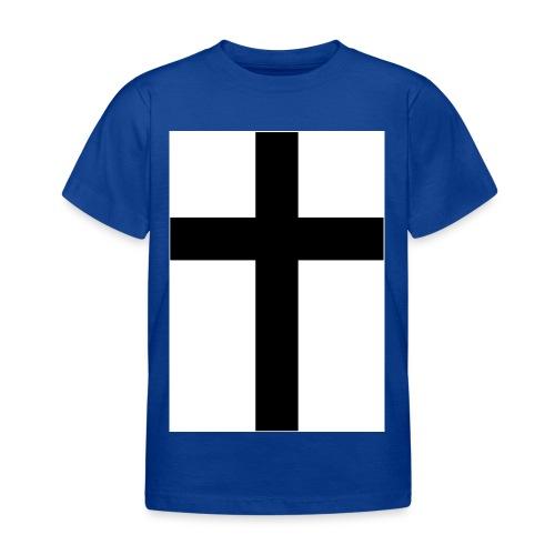 Cross - T-shirt barn