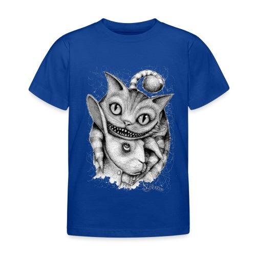 Stregatto & Bianconiglio - Maglietta per bambini
