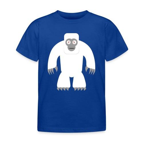 Yeti - Kinder T-Shirt