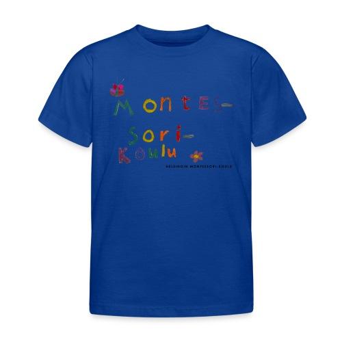 Oppimisen iloa HMK - Lasten t-paita