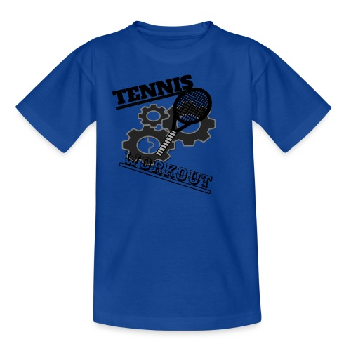 TENNIS WORKOUT - Kids' T-Shirt
