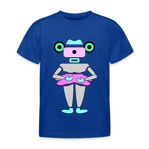 robottino futuristico - Kinder T-Shirt