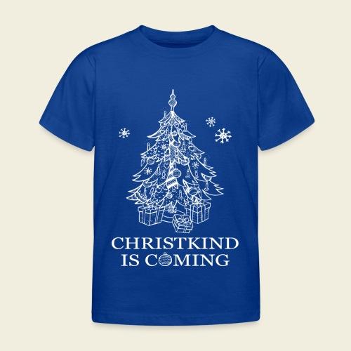 Christkind neu weiss - Kinder T-Shirt