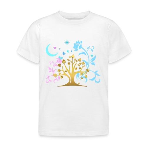 Mystic Tree - Kinder T-Shirt