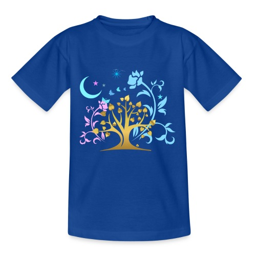 Mystic Tree - Kinder T-Shirt