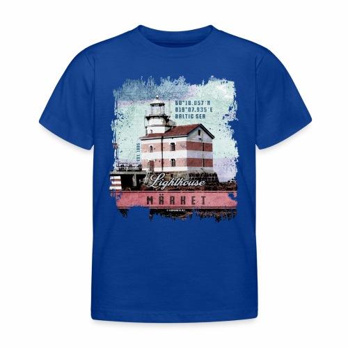Märket majakkatuotteet, Finland Lighthouse, väri - Lasten t-paita