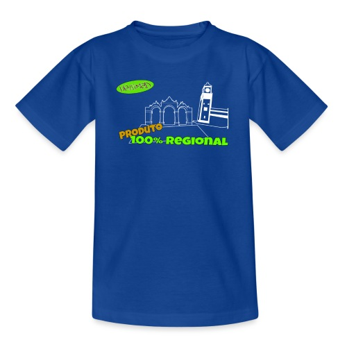 Dark City Gates - Kids' T-Shirt