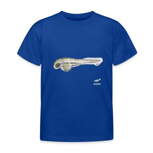 Camisetas Danio larva - Camiseta niño