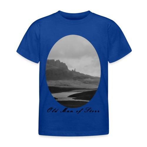 Old Man of Storr (Vintage) - Kinder T-Shirt