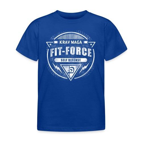 Fit-Force Design2 - T-shirt Enfant