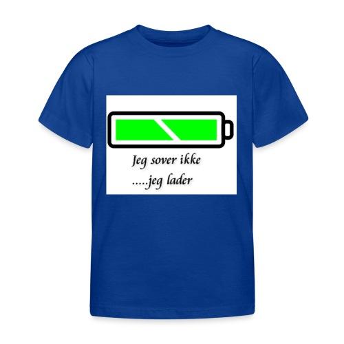 lader_2 - T-skjorte for barn