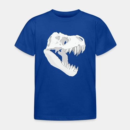 T-Rex Skull - Kids' T-Shirt