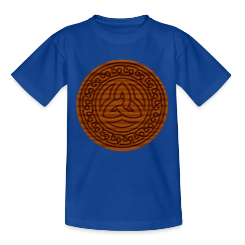 Triquetra Celtic Knot - Kids' T-Shirt