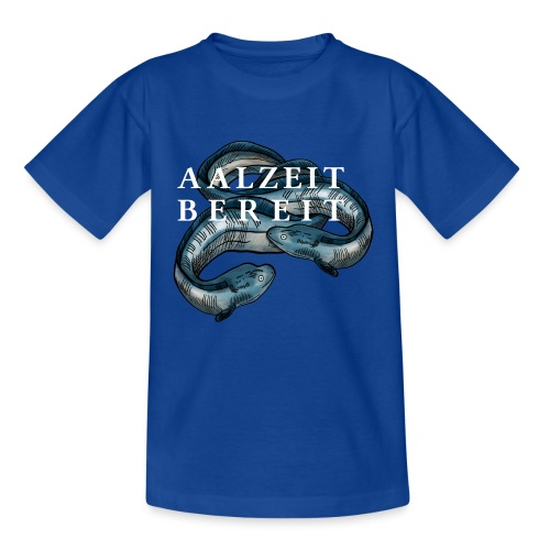 Aalzeit Bereit – Hamburger Singewettstreit - Kinder T-Shirt