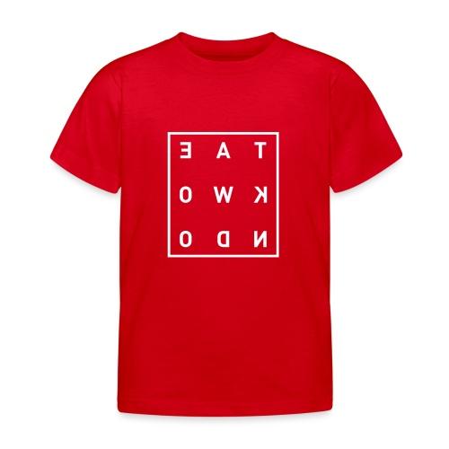 Nouveau Design Taekwondo Style - T-shirt Enfant