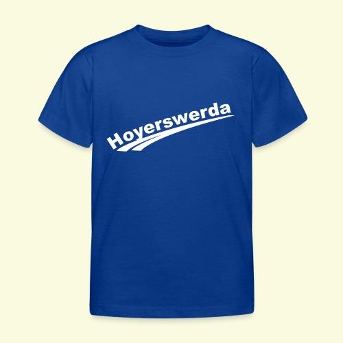 Hoyerswerda Strich 1fbg - Kinder T-Shirt