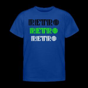 Retro Collections - T-skjorte for barn