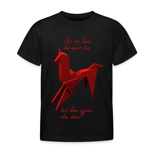 UnicornioBR2 - Camiseta niño