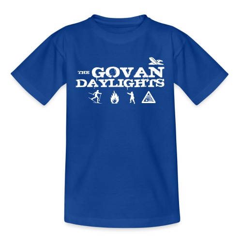 The Govan Daylights - Kids' T-Shirt