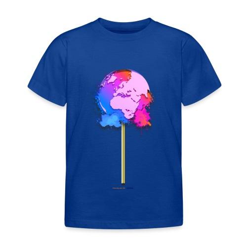 TShirt lollipop world - T-shirt Enfant