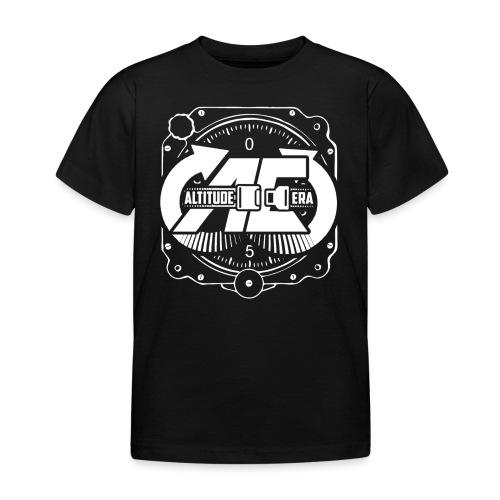 Altitude Era Altimeter Logo - Kids' T-Shirt