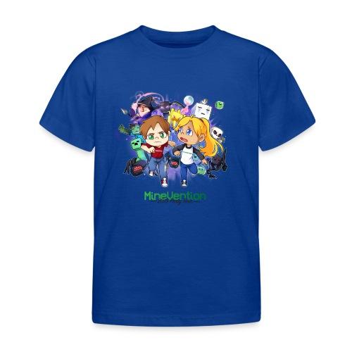 MineVention 2019 Party Tour - Kids' T-Shirt
